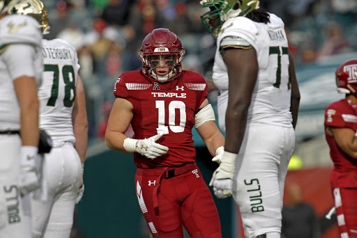 Zack Mesday Temple NFL Draft Interview