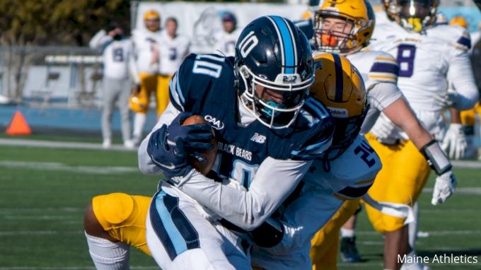 Andre Miller Maine 2022 NFL draft Prospect