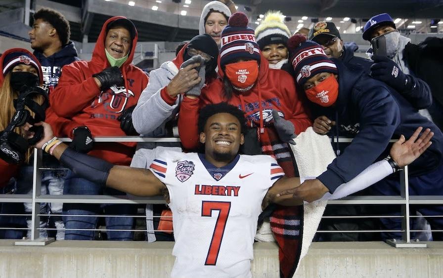 Malik Willis Liberty NFL Draft 2022