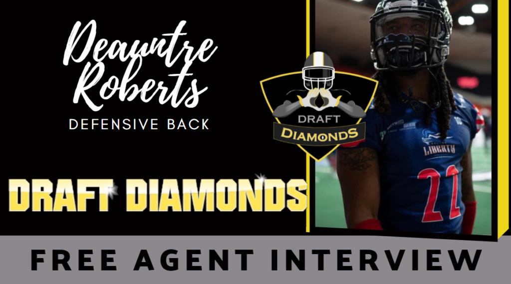 Deauntre Roberts Free Agent Interview