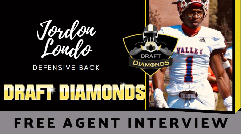 Jordon Londo Free Agent Interview