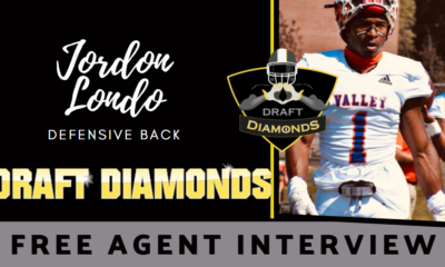 Jordon Londo Free Agent Interview