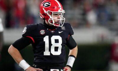 JT Daniesl NFL Draft 2022 Georgia