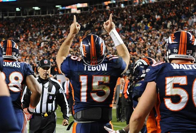 Tim Tebow Glory of God