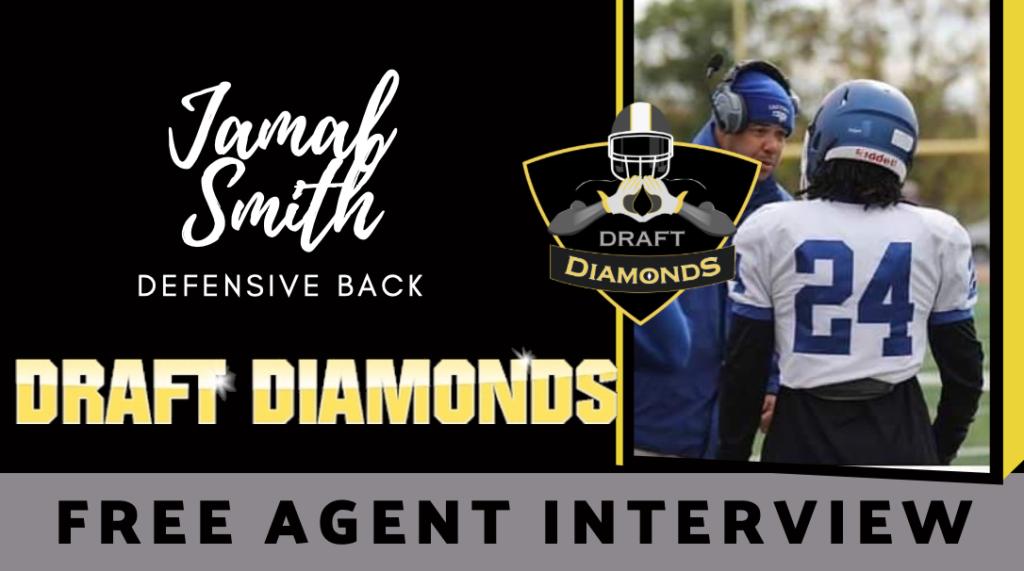 Jamal Smith Free Agent Interview