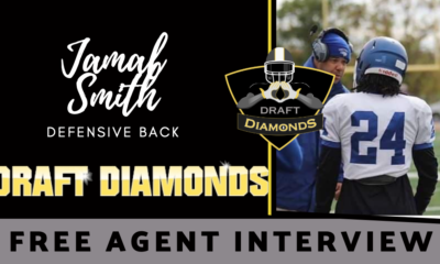 Jamal Smith Free Agent Interview