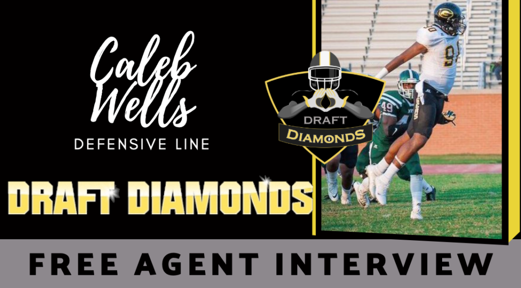 Caleb Wells Free Agent Interview