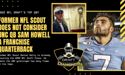Sam Howell UNC Draft 2022 NFL Draft