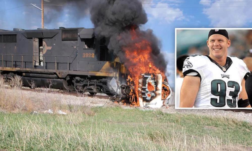 Eagles Brandon Bair NFL Trainwreck