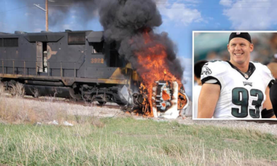 Eagles Brandon Bair NFL Trainwreck