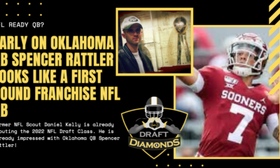 Spencer Rattler Oklahoma NFL Draft 2022