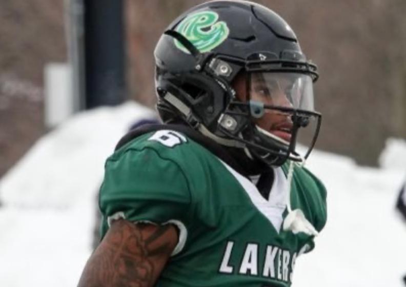 Kevon Johnson Roosevelt University running back 2022 NFL Draft