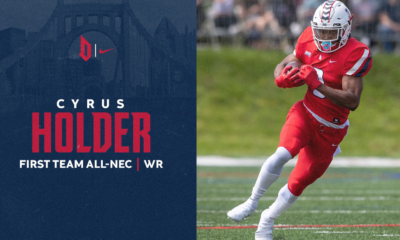 Cyrus Holder NFL Draft 2022 Duquesne