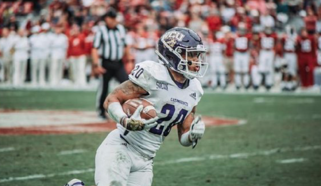 Donnavan Spencer Southern Illinois NFL Draft 2022