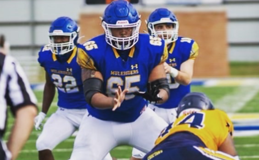Steven Taylor Southern Arkansas 2022 NFL Draft