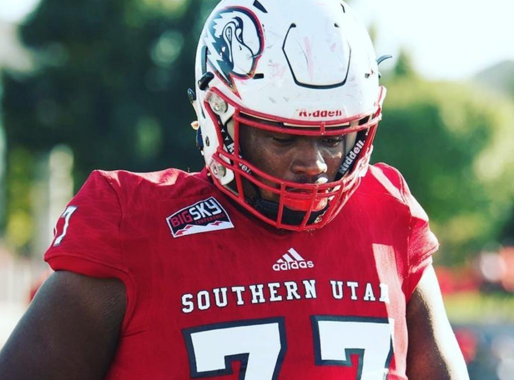 Braxton Jones Southern Utah 2022 NFL Draft Interview