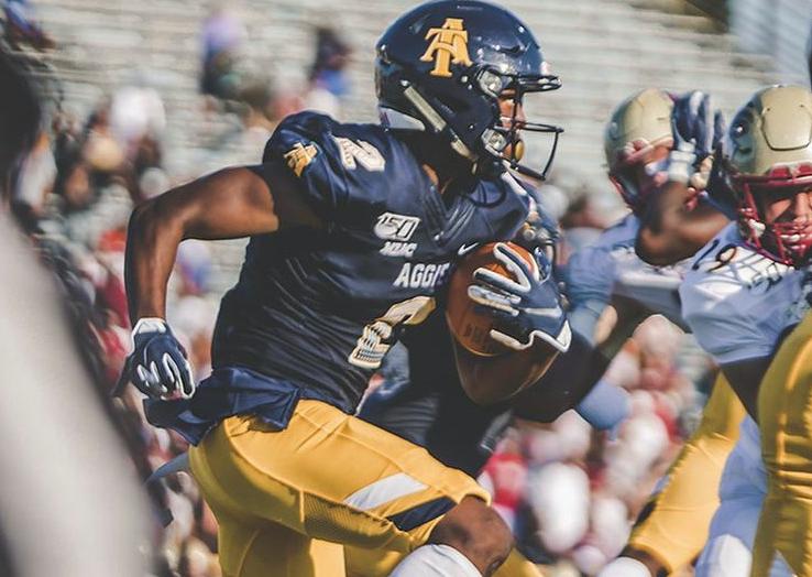 Korey Banks North Carolina A$T 2022 NFL Draft