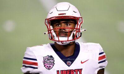 Malik Willis Liberty Former Auburn QB