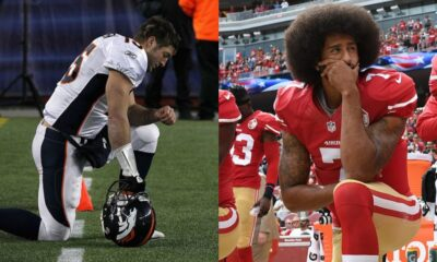 Colin Kaepernick Tim Tebow Controversy