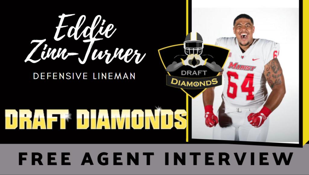 Eddie Zinn-Turner Free Agent Interview