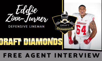 Eddie Zinn-Turner Free Agent Interview