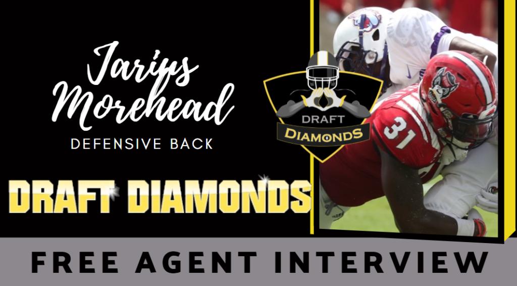 Jarius Morehead NFL Free Agent