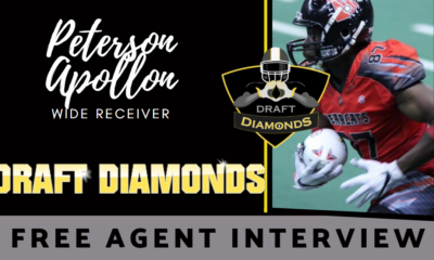 Peterson Apollon Free Agent Wide Receiver