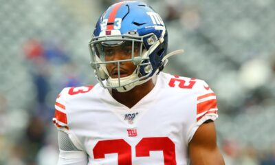 Sam Beal Giants arrested gun charges