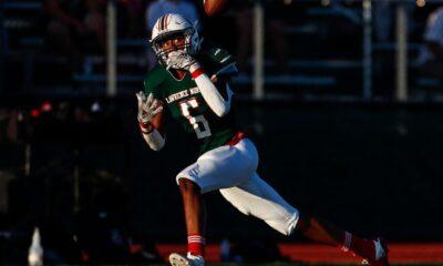Jordan Jackson Lawrence North High School Draft