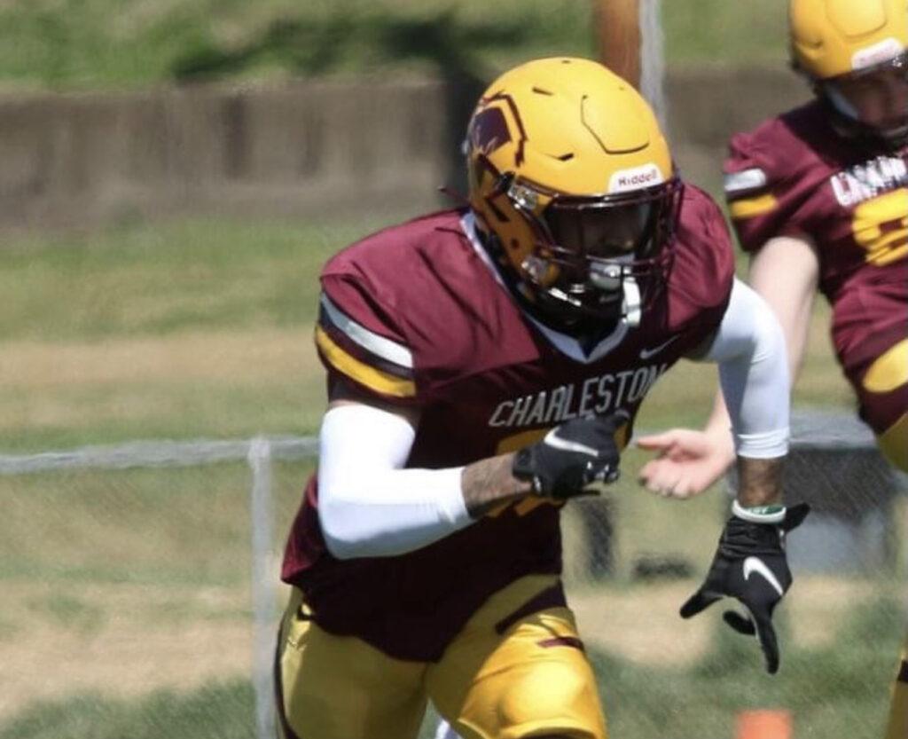 Jeremie Dominique Charleston WV NFL Draft 2022