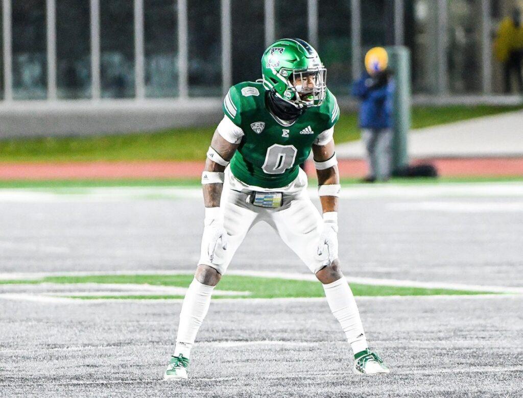 Alvinoski LaFleur Eastern Michigan 2022 NFL Draft