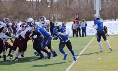 Montalo Caldwell Jr Thomas More University 2022 NFL Draft