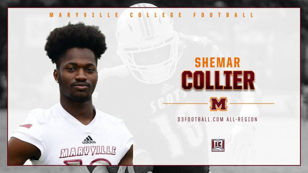 Shemar Collier NFL Draft 2022 NFL Draft Prospect Maryville