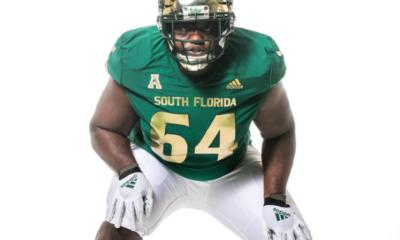Demetris Harris South Florida 2022 NFL Draft