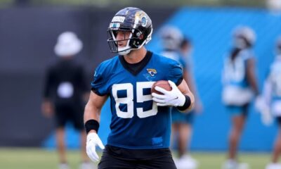 Tim Tebow Jaguars NFL Draft