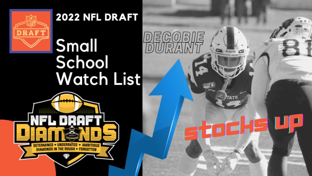 Watch List 2022 NFL Draft