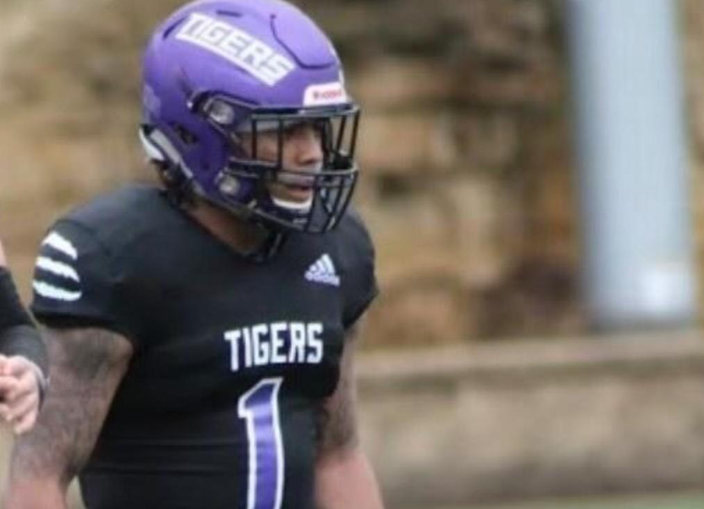 Jacquez Hall Iowa Wesleyan NFL Draft 2022
