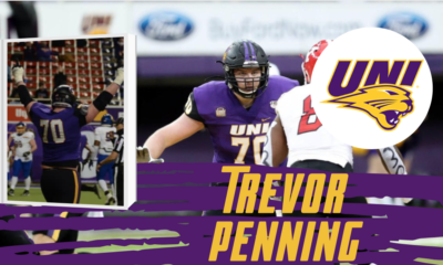 Trevor Penning UNI 2022 NFL Draft Prospect