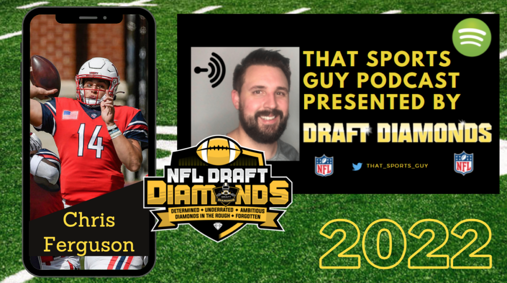 Chris Ferguson 2022 NFL Draft Prospect Interview