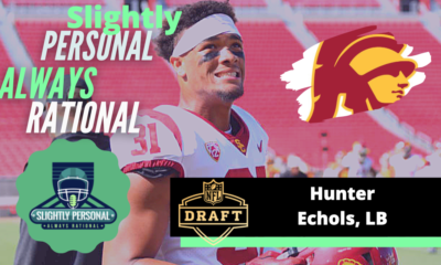 Hunter Echols USC 2022 NFL Draft