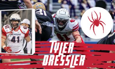 Tyler Dressler NFL Draft Richmond 2022 NFL Draft