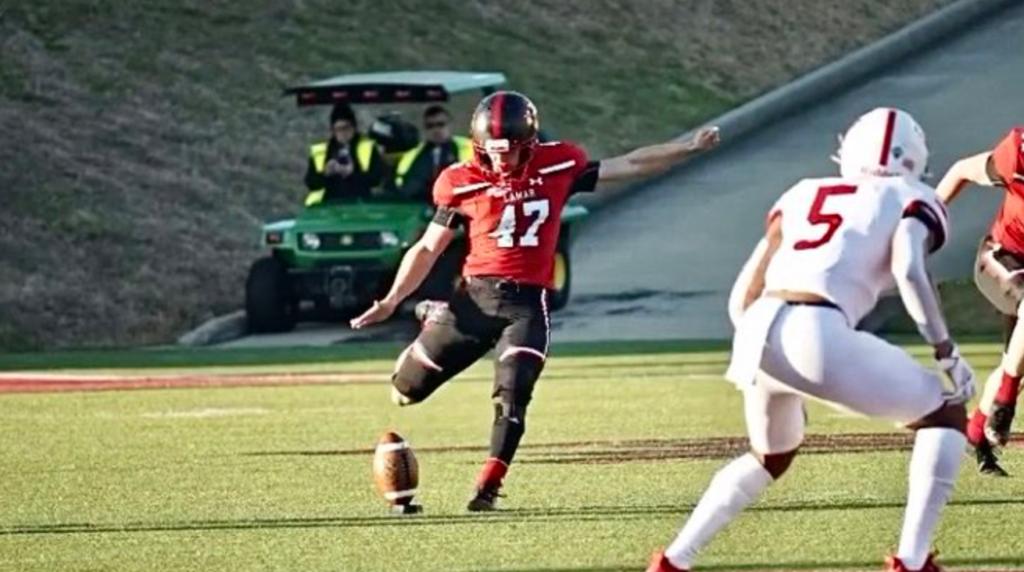 Bailey Giffen NFL Draft Lamar 2022