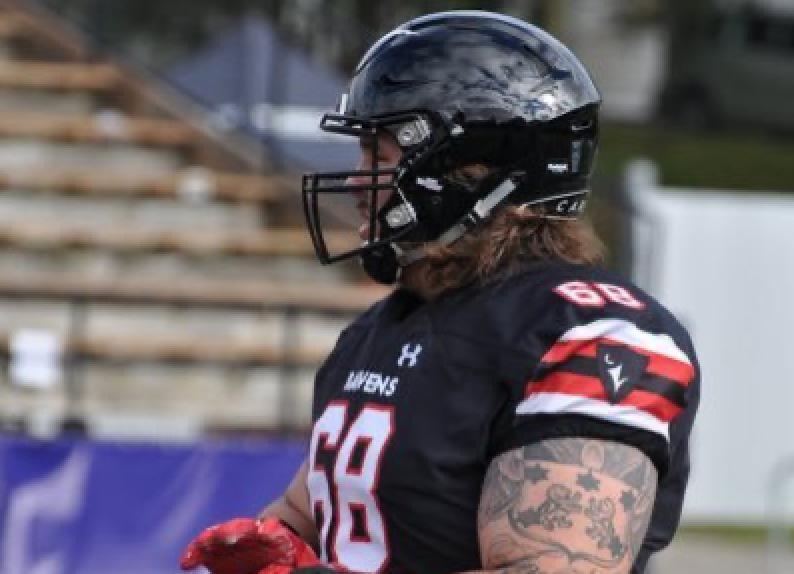 Charles Lavallee 2022 NFL Draft Prospect
