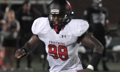 Carl Igweh Frostburg State 2022 NFL Draft