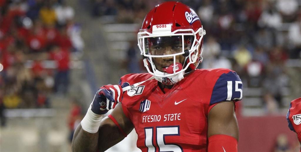 Arron Mosby 2022 NFL Draft Fresno State