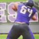 Jonathan Tovar Iowa Wesleyan NFL Draft 2022