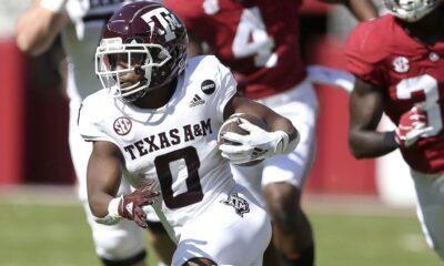 Ainias Smith TExas A&M NFL Draft 2022