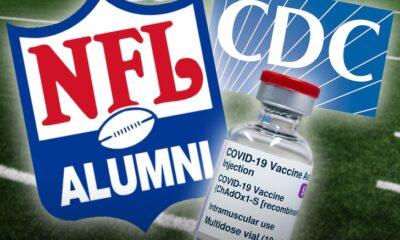 NFL Alumni CDC deal COVID-19 vaccine
