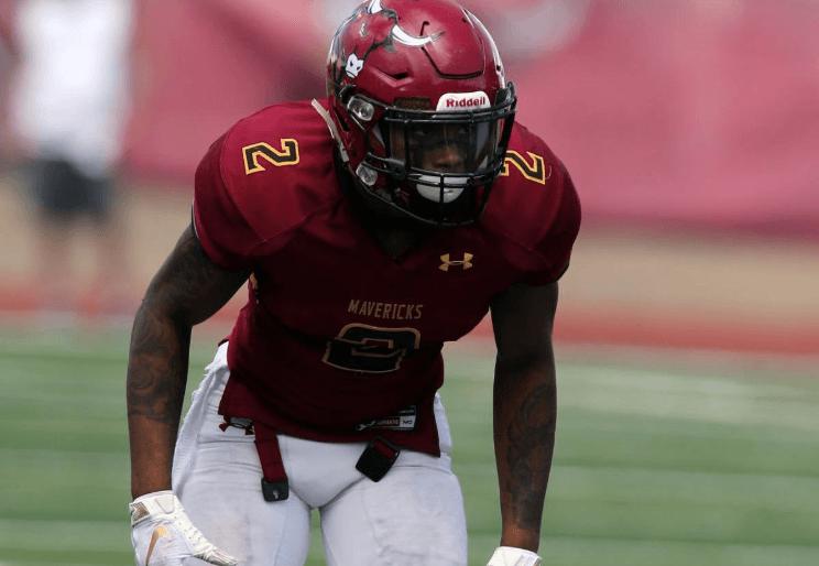 Damar'ren Mitchell 2022 NFL Draft Prospect