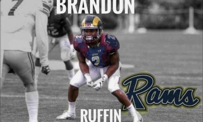Brandon Ruffin Shepherd 2022 NFL Draft